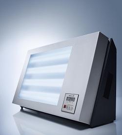lampa grzebie do fototerapii waldmann uv 109. Black Bedroom Furniture Sets. Home Design Ideas
